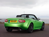 Pictures of Mazda MX-5 Roadster-Coupe Sport Black UK-spec (NC2) 2011