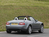 Pictures of Mazda MX-5 Roadster-Coupe UK-spec (NC3) 2012