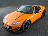 Pictures of Mazda MX-5 GT Concept (NC2) 2012