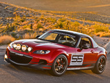 Pictures of Mazda MX-5 Super25 (NC3) 2012