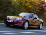Pictures of Mazda MX-5 Roadster-Coupe (NC3) 2012
