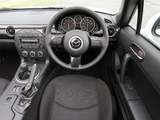 Pictures of Mazda MX-5 Roadster UK-spec (NC3) 2012