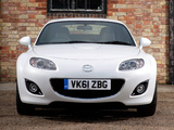 Pictures of Mazda MX-5 Roadster-Coupe Venture (NC2) 2012