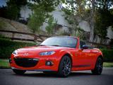 Pictures of Mazda MX-5 Miata Club (NC3) 2012