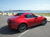 Pictures of Mazda MX-5 RF GT AU-spec (ND) 2017