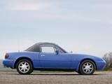Mazda MX-5 UK-spec (NA) 1989–97 wallpapers