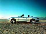 Mazda MX-5 Roadster US-spec (NB) 1998–2005 wallpapers