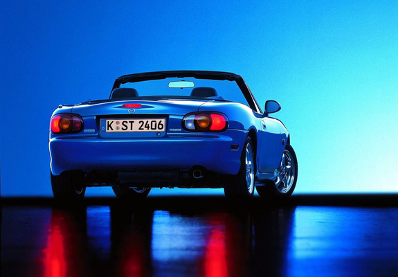 Mazda Mx 5 10th Anniversary Nb 1999 Wallpapers