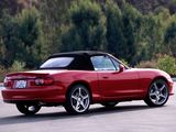 Mazdaspeed MX-5 Roadster (NB) 2002–05 wallpapers
