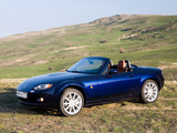 Mazda MX-5 Roadster-Coupe (NC) 2005–08 wallpapers