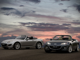 Mazda MX-5 Roadster & MX-5 Roadster-Coupe 2008 wallpapers