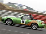 Mazda MX-5 GT Race Car (NC2) 2011 wallpapers