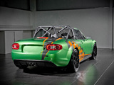 Mazda MX-5 GT Race Car (NC2) 2011 wallpapers