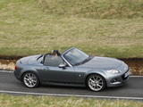 Mazda MX-5 Roadster-Coupe UK-spec (NC3) 2012 wallpapers