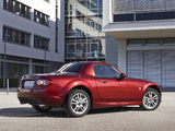 Mazda MX-5 Roadster-Coupe (NC3) 2012 wallpapers