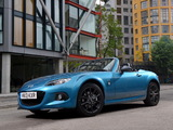 Mazda MX-5 Roadster-Coupe Sport Graphite (NC3) 2013 wallpapers