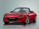 Mazda MX-5 (ND) 2015 wallpapers