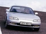 Mazda MX-6 1992–98 images