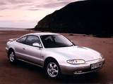 Mazda MX-6 UK-spec 1992–98 photos