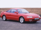 Photos of Mazda MX-6 UK-spec 1992–98