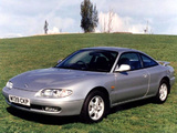 Pictures of Mazda MX-6 UK-spec 1992–98