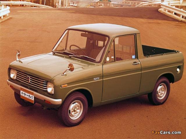 Mazda Porter Track 1968 pictures (640 x 480)