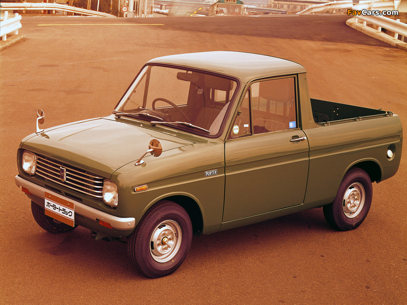 Mazda Porter Track 1968 pictures (800 x 600)