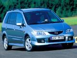 Images of Mazda Premacy 1999–2005