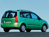 Mazda Premacy 1999–2005 images