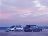 Mazda Premacy 1999–2005 photos