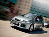 Mazda Premacy 1999–2005 pictures