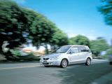 Mazda Premacy L Package 2000–05 wallpapers