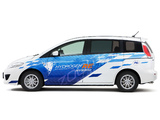 Mazda Premacy Hydrogen RE 2009 photos