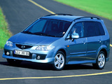 Photos of Mazda Premacy 1999–2005