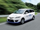 Photos of Mazda Premacy Hydrogen RE Prototype 2007
