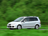 Pictures of Mazda Premacy 1999–2005