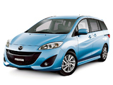 Pictures of Mazda Premacy (CWEFW) 2010