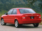 Images of Mazda Protege (BJ) 1998–2000