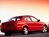 Mazda Protege (BJ) 1998–2000 images