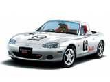 Images of Mazdaspeed Roadster NR-A Prototype (NB6C) 2001