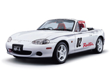 Mazdaspeed Roadster NR-A (NB6C) 2001–02 pictures