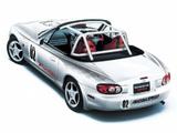 Mazdaspeed Roadster NR-A Prototype (NB6C) 2001 wallpapers