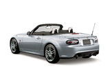 Pictures of Mazda Roadster Mazdaspeed Package 2005
