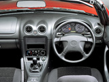 Mazda Roadster 1997 wallpapers