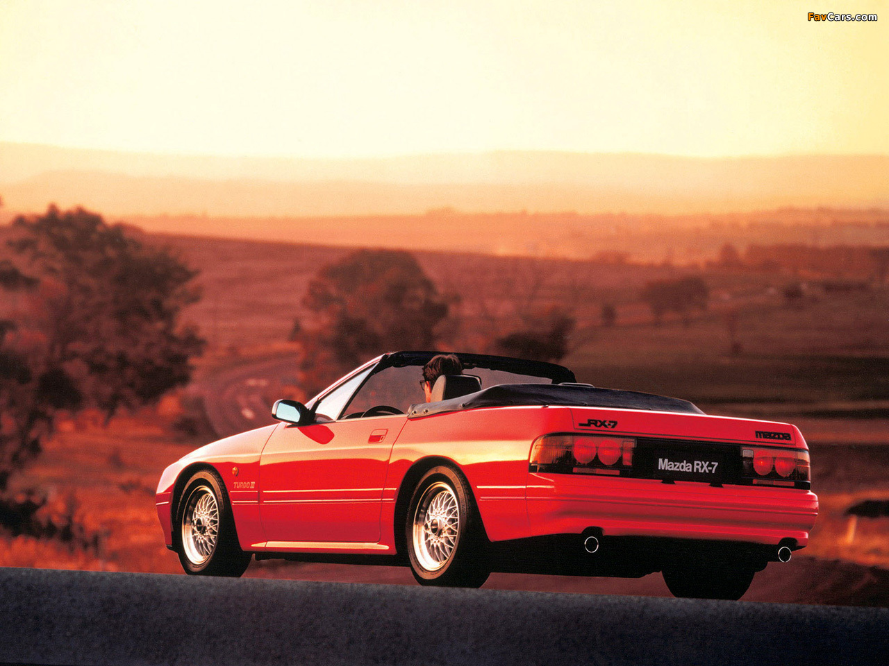 Images Of Mazda Rx 7 Turbo Ii Convertible Fc 1988 91