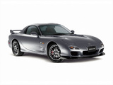 Mazda RX-7 Spirit R Type A (FD3S) 2002–03 images