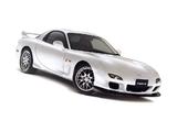 Mazda RX-7 Spirit R Type C (FD3S) 2002–03 wallpapers