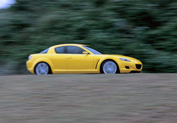 Images of Mazda RX-8 Concept 2001