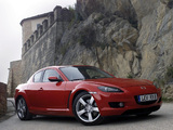 Images of Mazda RX-8 2003–08