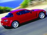 Images of Mazda RX-8 AU-spec 2003–08
